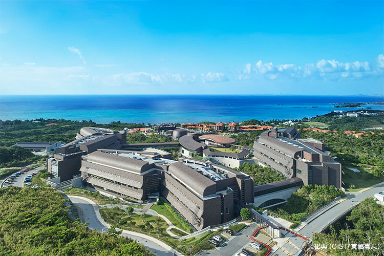 Okinawa Institute of Science and Technology Graduate University (OIST)