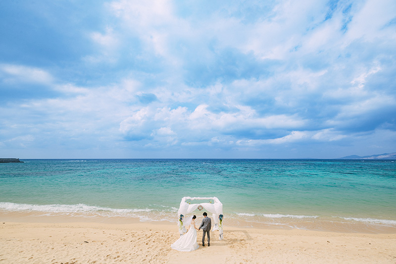 MARBLE RESORT WEDDING OKINAWA